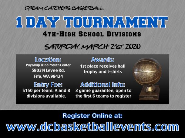 dc basketball 1-day tourney